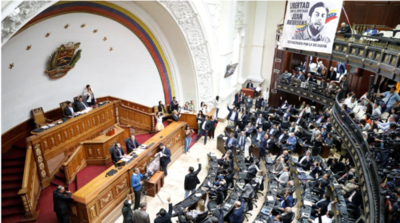 Pedirán congelamiento de las cuentas del régimen chavista