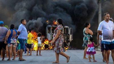 Bandas criminales ponen a prueba a Jair Bolsonaro
