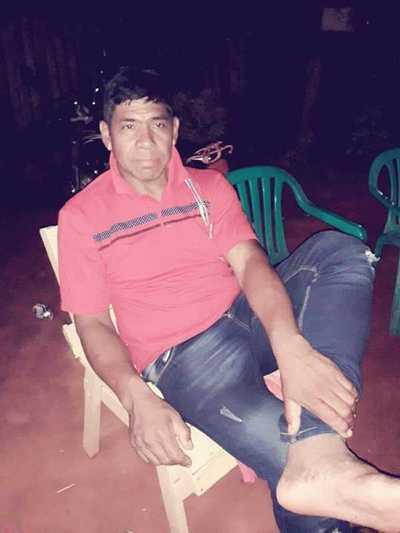 Pescador fallece a causa de herida de bala en Juan Manuel Frutos