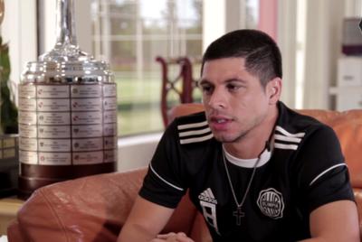 """HOY / Rodrigo Rojas: """"Todos saben de mis sentimientos hacia el club"""""""