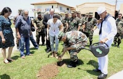 HOY / Liberales proponen que jóvenes hagan trabajos de reforestación en vez del servicio militar