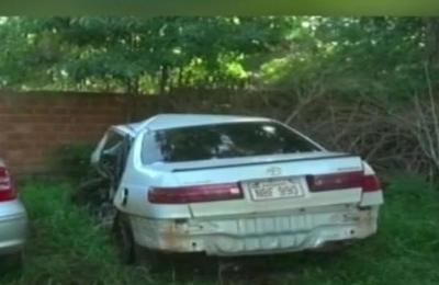 Accidente en Cedrales deja dos personas muertas