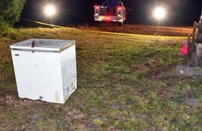 La trágica muerte de tres niños tras quedar encerrados en un congelador