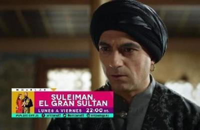 ¡Te dejamos un avance de Suleiman, El Gran Sultán!