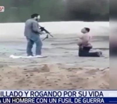 ¿Qué pasó en Guairá?: Habló peón que fue torturado con fusil