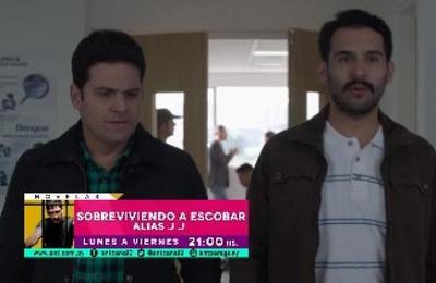 ¡Te dejamos un avance de Sobreviviendo a Escobar, Alias JJ!