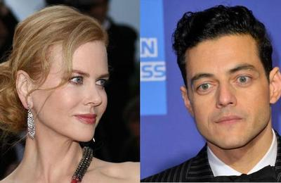 Nicole Kidman habló sobre su supuesto 'desaire' a Rami Malek en los Globos de Oro