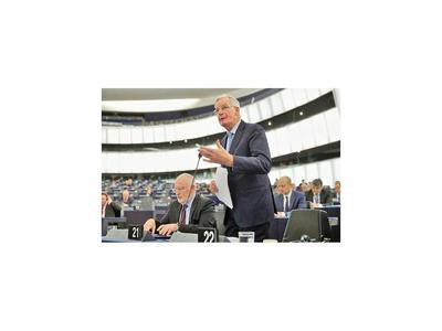 Descarta renegociar el brexit y pide a Londres  aclaraciones