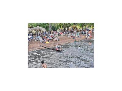 Iniciarán limpiezas en cauces para la recuperación del lago