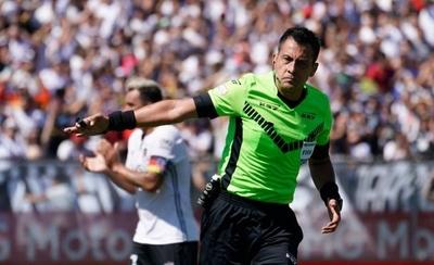 HOY / Bascuñán arbitrará Delfín vs. Nacional, primer duelo de Libertadores