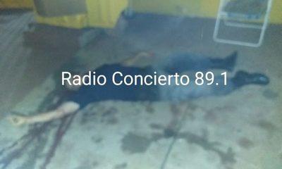 Matan a tiros a un joven en barrio Santa Ana de Ciudad del Este