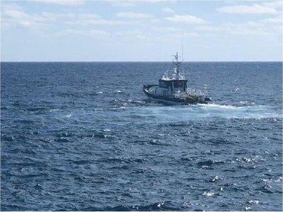 Se suspende búsqueda por mar de Romina