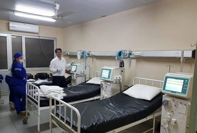 HOY / Faltan filtros para diálisis y medicamentos para pacientes renales