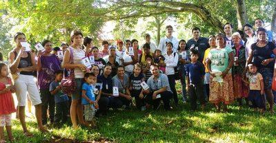Profesionales de la 10ª Región asisten a indígenas en Mbaracayú