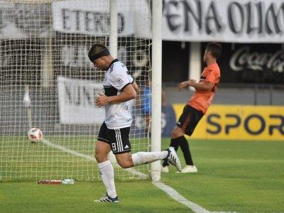 ¿Rodrigo Rojas será suplente en Olimpia?