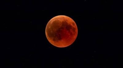 HOY / Desde Paraguay se podrá apreciar el eclipse lunar y superluna de sangre