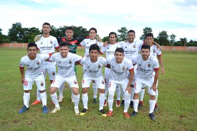 13 de Junio es líder en Pre Copa Paraguay