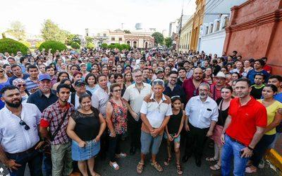 Recorrido histórico por los 150 años de la Ocupación Aliada en Asunción
