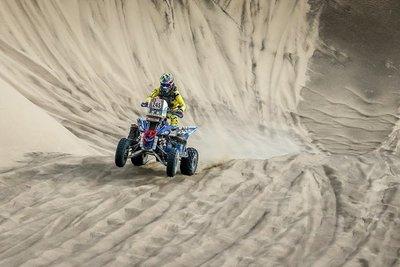 Sanabria volvió a vencer al Rally Dakar