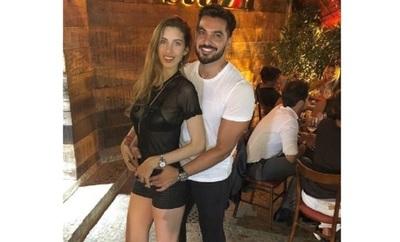 Carlos Ortellado Y Su Novia Así Disfrutan Sus Vacaciones