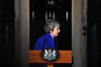 Theresa May busca un consenso sobre el Brexit