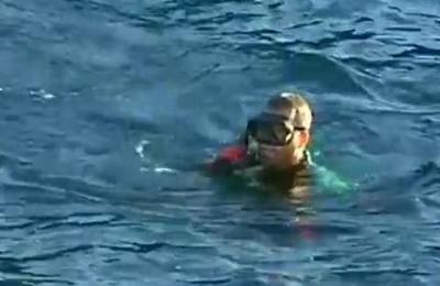 Suspendieron la búsqueda por mar del cuerpo de Romina Núñez