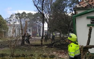 Colombia: estalla un coche bomba en la Escuela de Policía en Bogotá