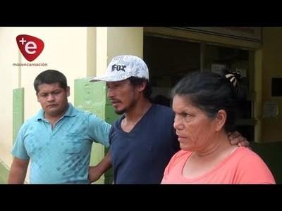 HERIDO DE BALA PIDE JUSTICIA:SUPUESTO AUTOR DEL DISPARO CONTINUA PRÓFUGO