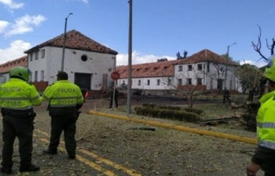 Colombia: explosión en Escuela de cadetes deja 8 muertos y más de 40 heridos