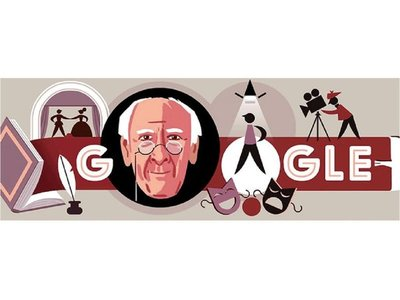 Google rinde homenaje a Konstantín Stanislaski