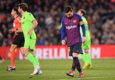 Levante denunciará al Barcelona