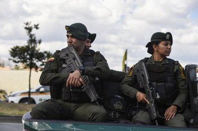 Autoridades colombianas identifican a autor de atentado contra la Policía