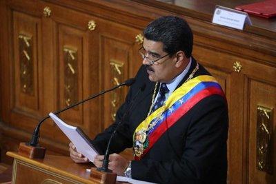 """Maduro ahora es """"vidente"""""""