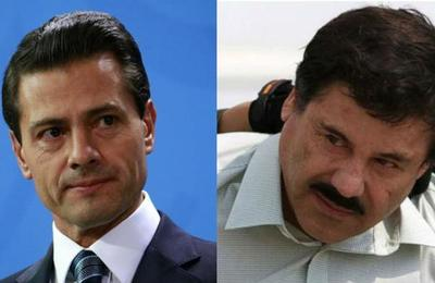 La acusación que vincula a Enrique Peña Nieto con el 'Chapo' Guzmán