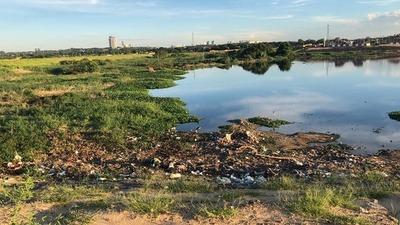 Realizan fiscalizaciones a industrias ubicadas alrededor del arroyo Mburicao