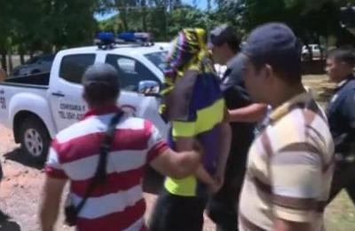 Villarrica: gregorio ''Papo'' Morales fue detenido