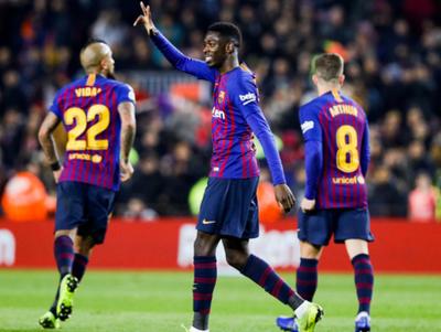 Barcelona consigue avanzar en la Copa del Rey