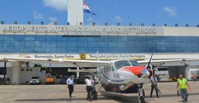 Dinac detecta ingreso ilegal a territorio nacional de aeronave argentina