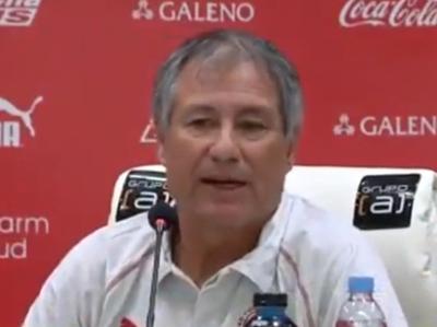 Ariel Holan confirmó que Cecilio Domínguez jugará en Independiente