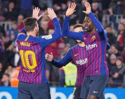 Barça, a cuartos dependiendo de denuncia