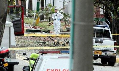 Horror en Colombia por atentado en Bogotá