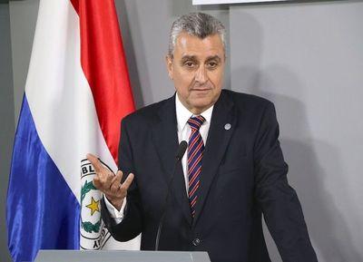 Hay que replantear lucha contra el crimen fronterizo, dijo Villamayor