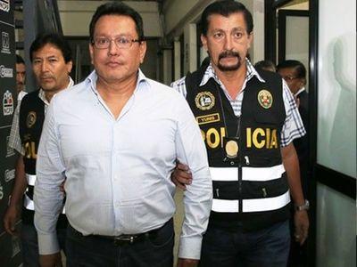 Perú: Condenan a 5 años de cárcel a exgobernador de Callao