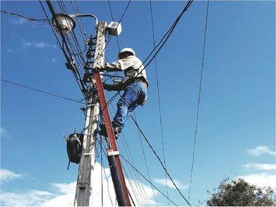 ANDE registra nuevo récord de consumo con cortes de energía incluidos