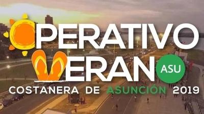 HOY / Operativo Verano 2019: gastronomía, juegos y música en la Costanera de Asunción