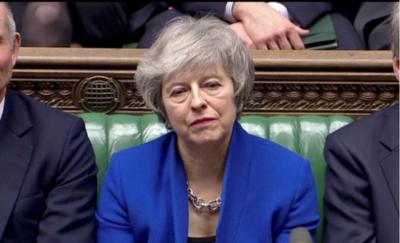 Theresa May busca un difícilconsenso sobre el Brexit