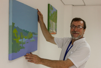 IMA recibe obras de arte en donación