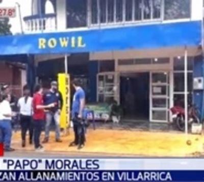 'Papo' Morales se registró en hotel con identidad falsa