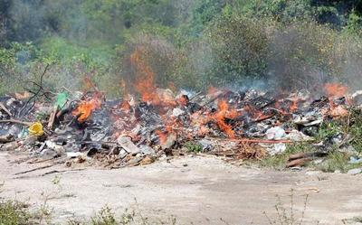 Hasta 20000 jornales podría ser la multa por daños ambientales