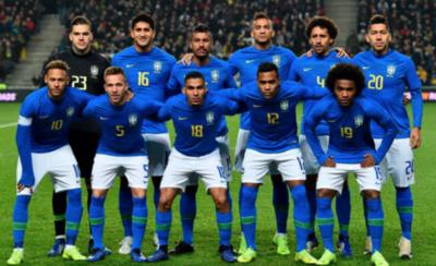 HOY / Brasil asume un amistoso para el mes de marzo